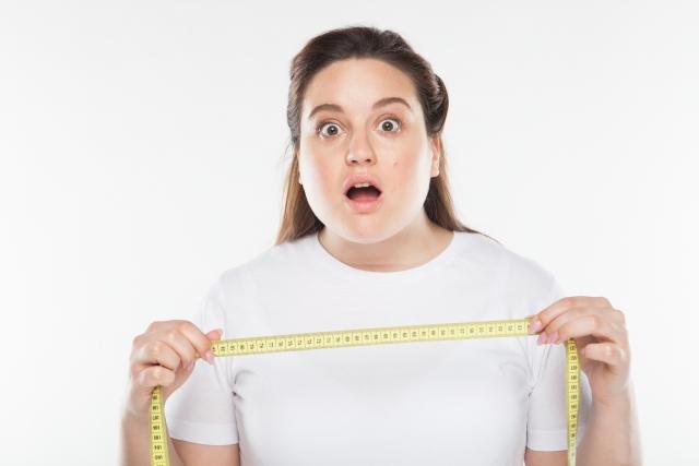 隠れ肥満 女性 ダイエット